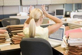 http://www.dreamstime.com/stock-images-business-woman-cubicle-overworked-stressed-image5934154