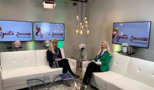 Ignite Success TV with Stress Speaker Snowden McFall