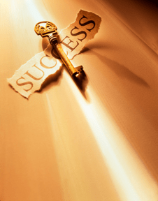 Keys to success image